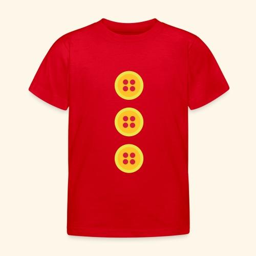 Botonera de Nene León - Camiseta niño