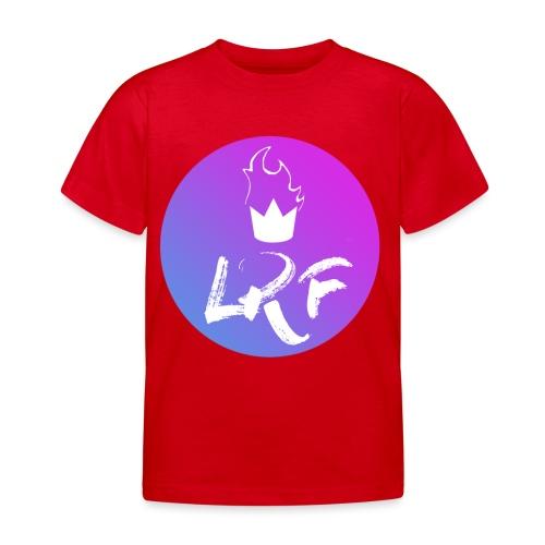 LRF rond - T-shirt Enfant