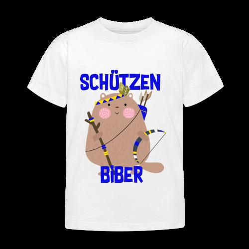 Schützenfest Biber Biberach Biberacher Schützen - Kinder T-Shirt