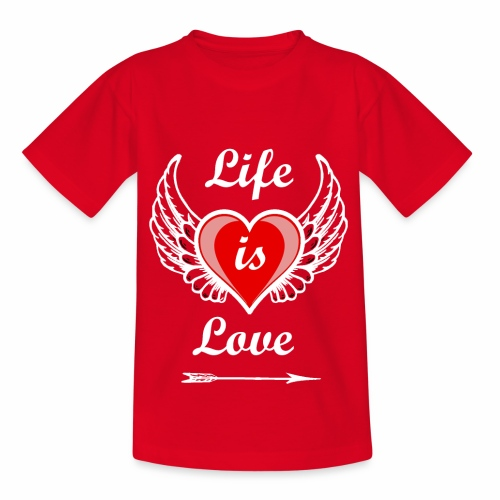 Life is Love - Kinder T-Shirt