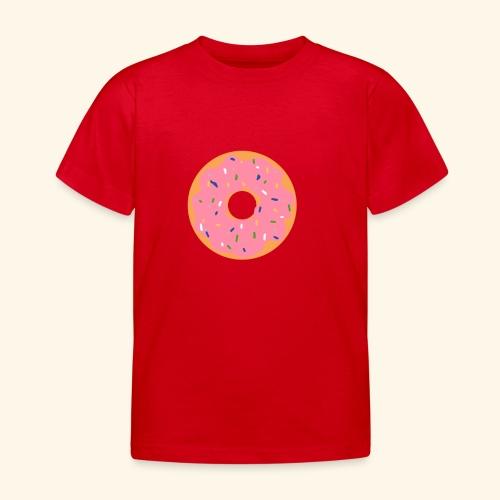 Donut-Shirt - Kinder T-Shirt