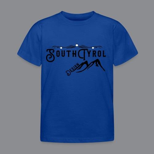 SouthTyrol Design - Kinder T-Shirt