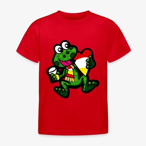 Oeteldonk Kikker - Kinderen T-shirt