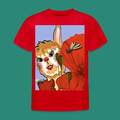 der Hase - Kinder T-Shirt