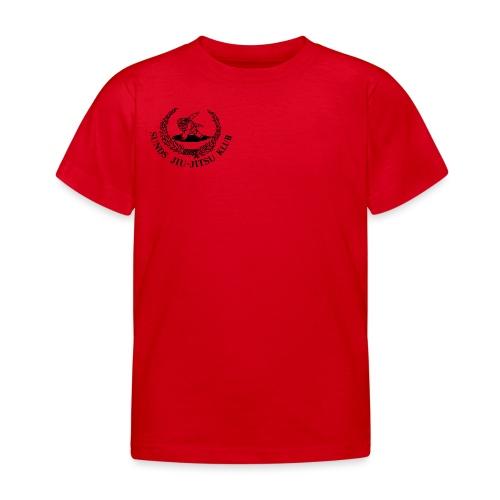 logo på brystet - Børne-T-shirt