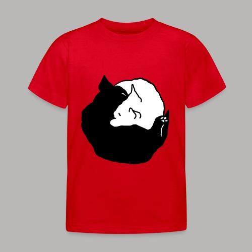 YinYang - Kinder T-Shirt