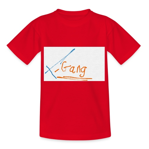t gang logo - Kids' T-Shirt