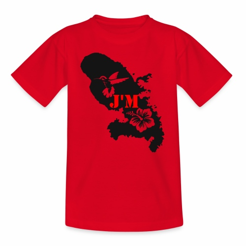 J'M La Martinique - T-shirt Enfant