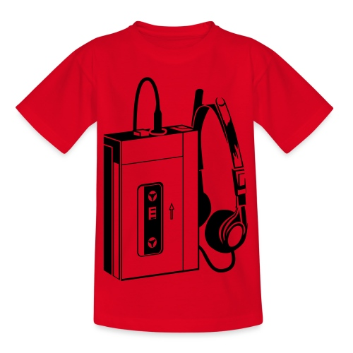 WALKMAN - T-shirt Enfant