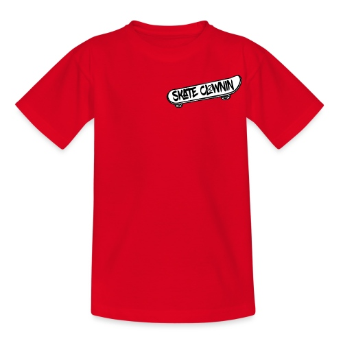 deckNOBG gif - Kids' T-Shirt