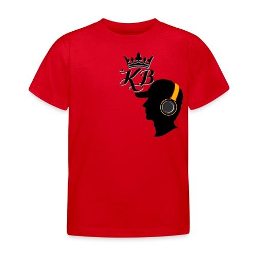 headphones - Kids' T-Shirt