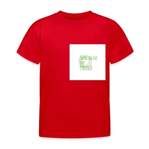 KT-Leipzig_Leitwort-pos-V - Kinder T-Shirt
