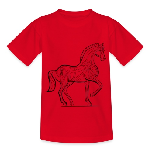 Equus Pferd - Kinder T-Shirt