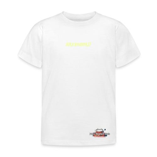 Altrimenti - Maglietta per bambini