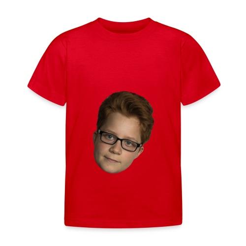 Stachs hoofd - Kinderen T-shirt