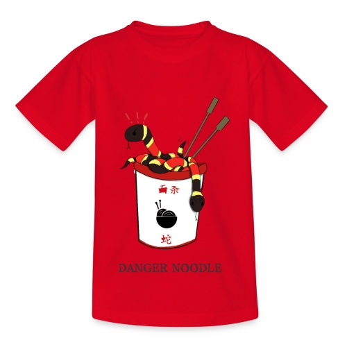 Danger Noodle - T-shirt Enfant