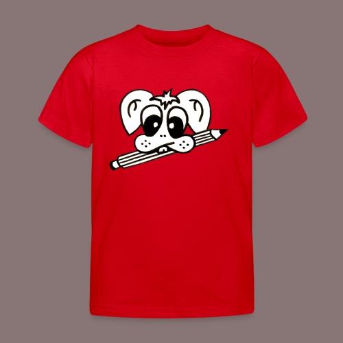 mister rabbitissimo school - Kinder T-Shirt
