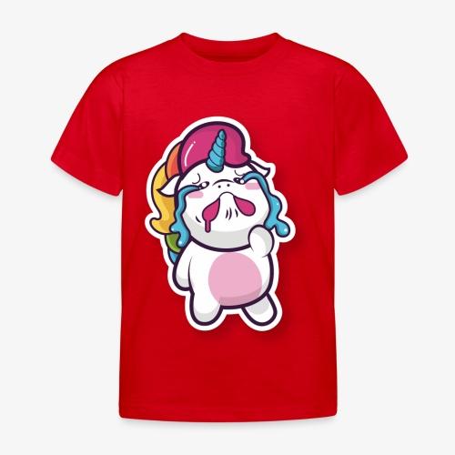 Funny Unicorn - Kids' T-Shirt