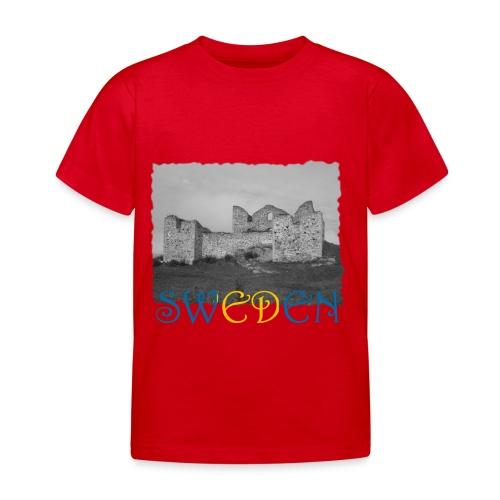 SWEDEN #1 - Kinder T-Shirt