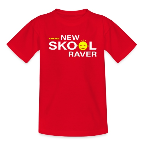 New Skool Raver - Kids' T-Shirt
