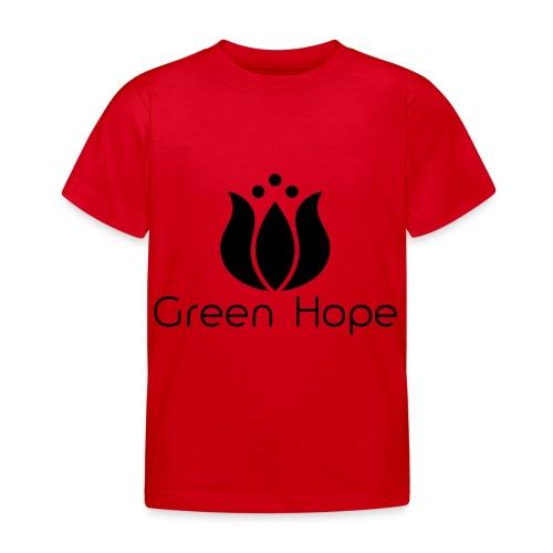 Logo + Ens GreenHope - T-shirt Enfant