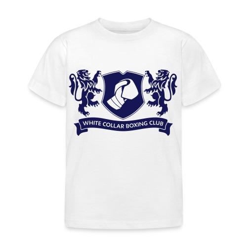 White Collar Boxing Sportsbag - Kinder T-Shirt