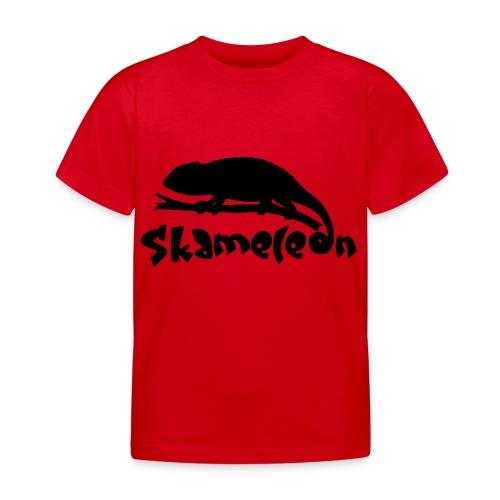 logoskameleon - Kinder T-Shirt