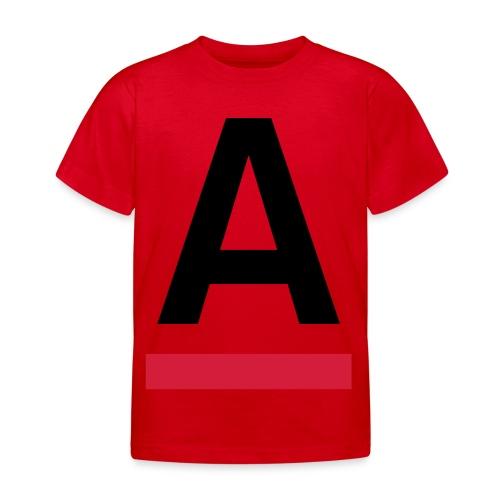 Alliansfritt Sverige A logo 2013 Färg - T-shirt barn