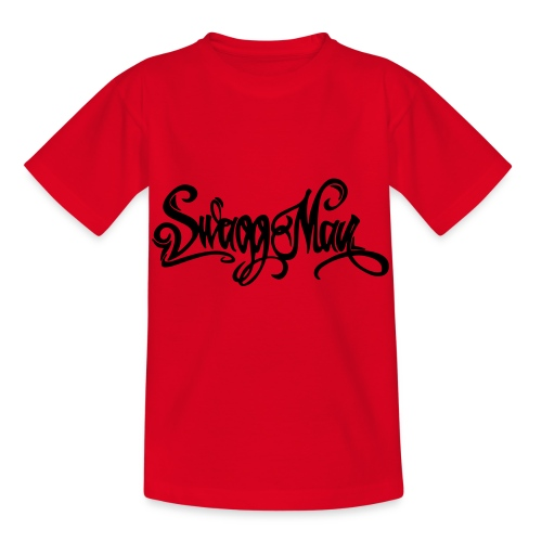 Swagg Man logo - T-shirt Enfant