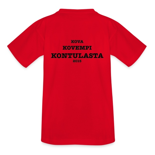 Kontula - Kids' T-Shirt