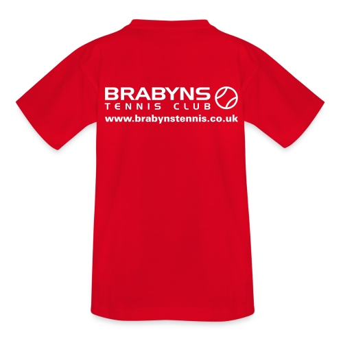 brabyns t shirt - Kids' T-Shirt