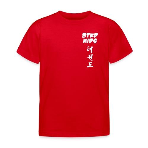 btkd kids and korean - Kids' T-Shirt