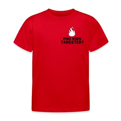 FIRE KIDS LOGO Official - Kinder T-Shirt