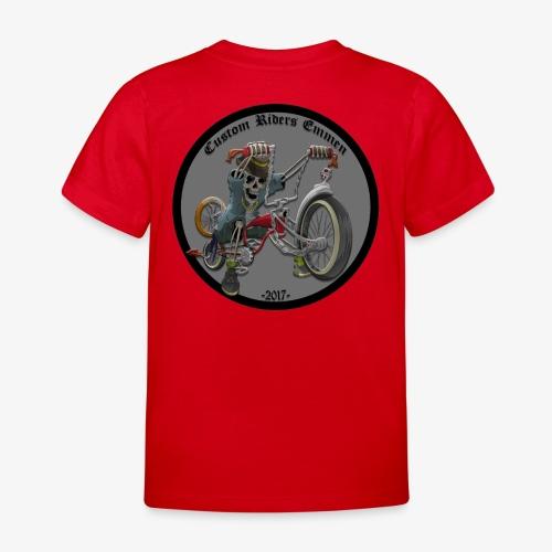 Custom Riders Emmen - Kinderen T-shirt