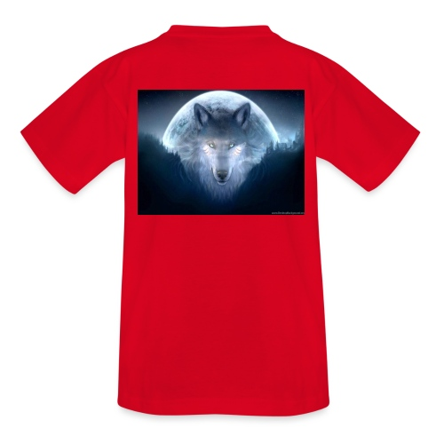 WolfMerch - Kids' T-Shirt
