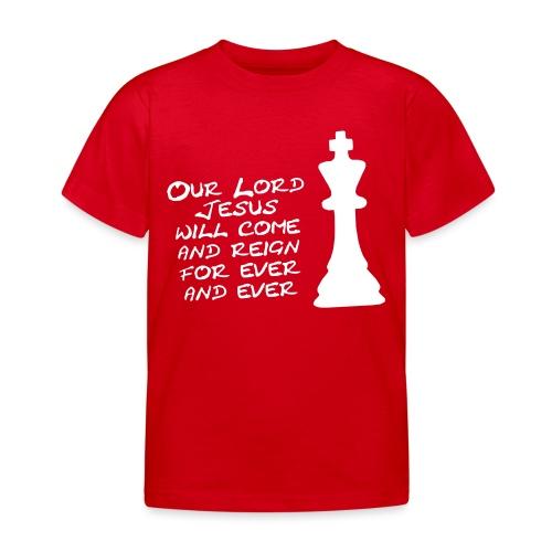 Reign for Ever - Kinder T-Shirt