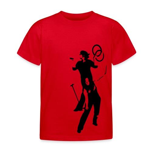 Logo LES TROUBADOURS - T-shirt Enfant