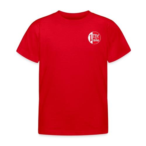 Rand um Logo - Kinder T-Shirt