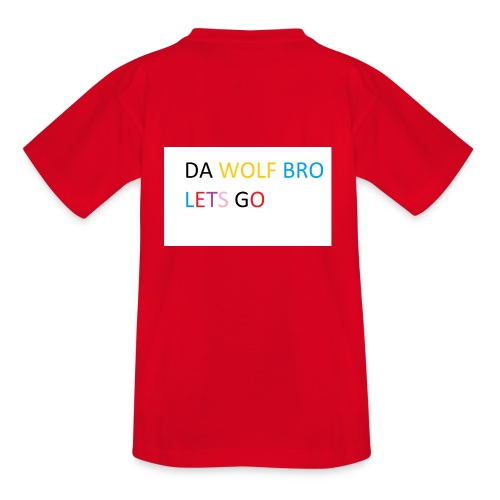 DA WOLFS - Kids' T-Shirt