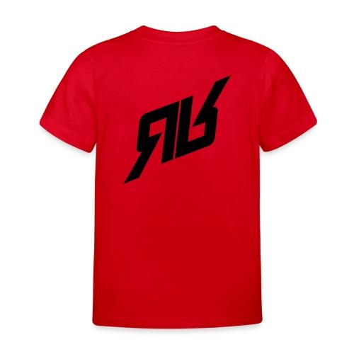 rrlogo - Kinder T-Shirt