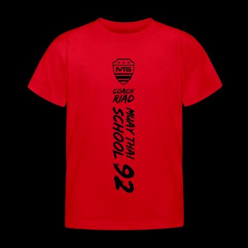 (mst92finalv3) - T-shirt Enfant