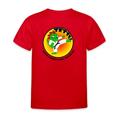 Tetsu - Kinder T-Shirt