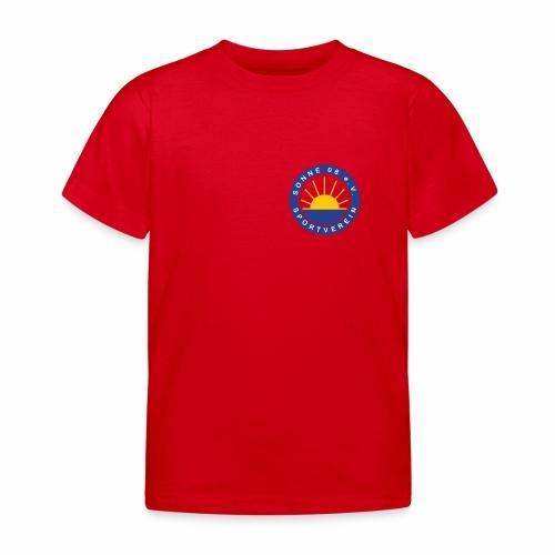 Sonne 08 front/back - Kinder T-Shirt