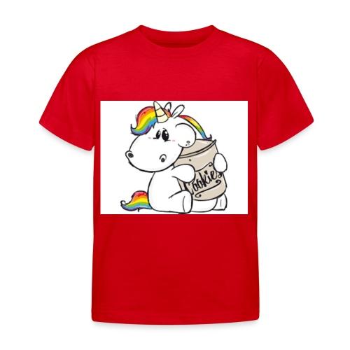pummeleinhorn-overnavi 1 - Kinder T-Shirt