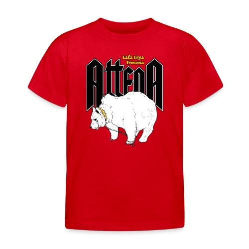 Ostfriesland Häuptlinge Attena - Kinder T-Shirt