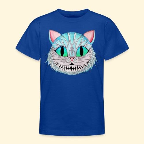 Le Chat de Cheshire - T-shirt Ado
