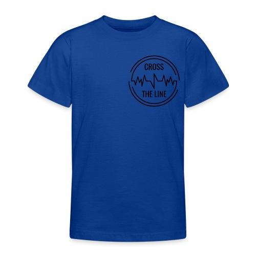 CROSS THE LINE - T-shirt Ado