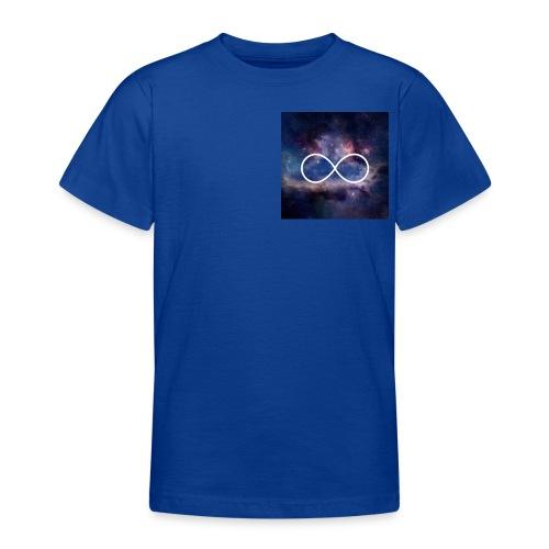 Galaxy infinity - Teenage T-Shirt