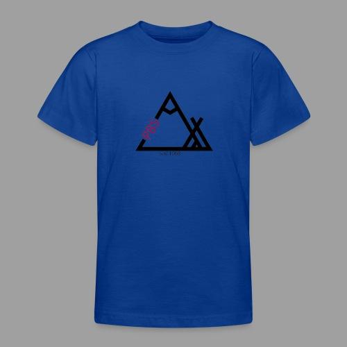 PBS Logo Groß - Teenager T-Shirt