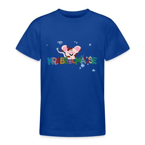 Krabbelmaeuse Andrea - Teenager T-Shirt